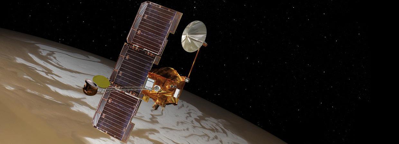 I primi risultati della Mars Odyssey