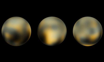 Il tempo su Plutone