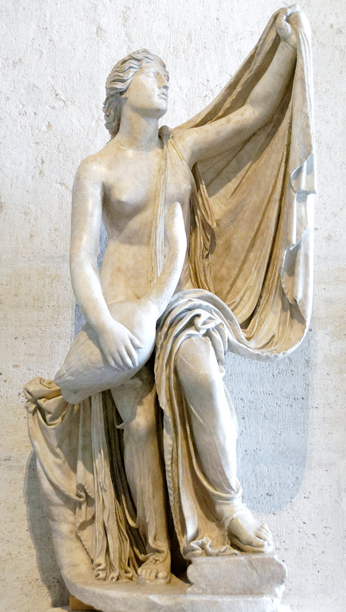 Leda e il Cigno - Musei Capitolini