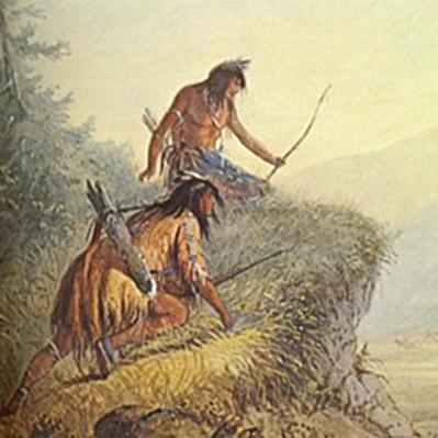 La Caccia alla Grande Orsa - Mito Irochese