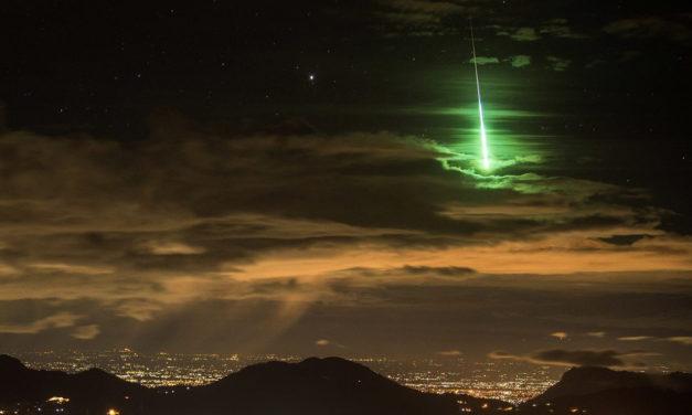 Meteore, bolidi e meteoriti: che differenza c'è?