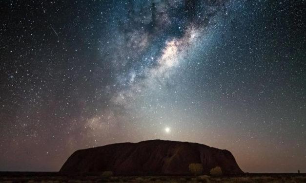La Via Lattea nei miti australiani