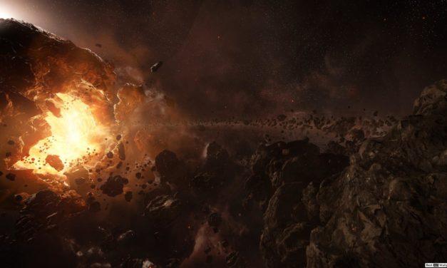 Una nuova famiglia di asteroidi