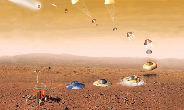 MicroMED, da Napoli a Marte