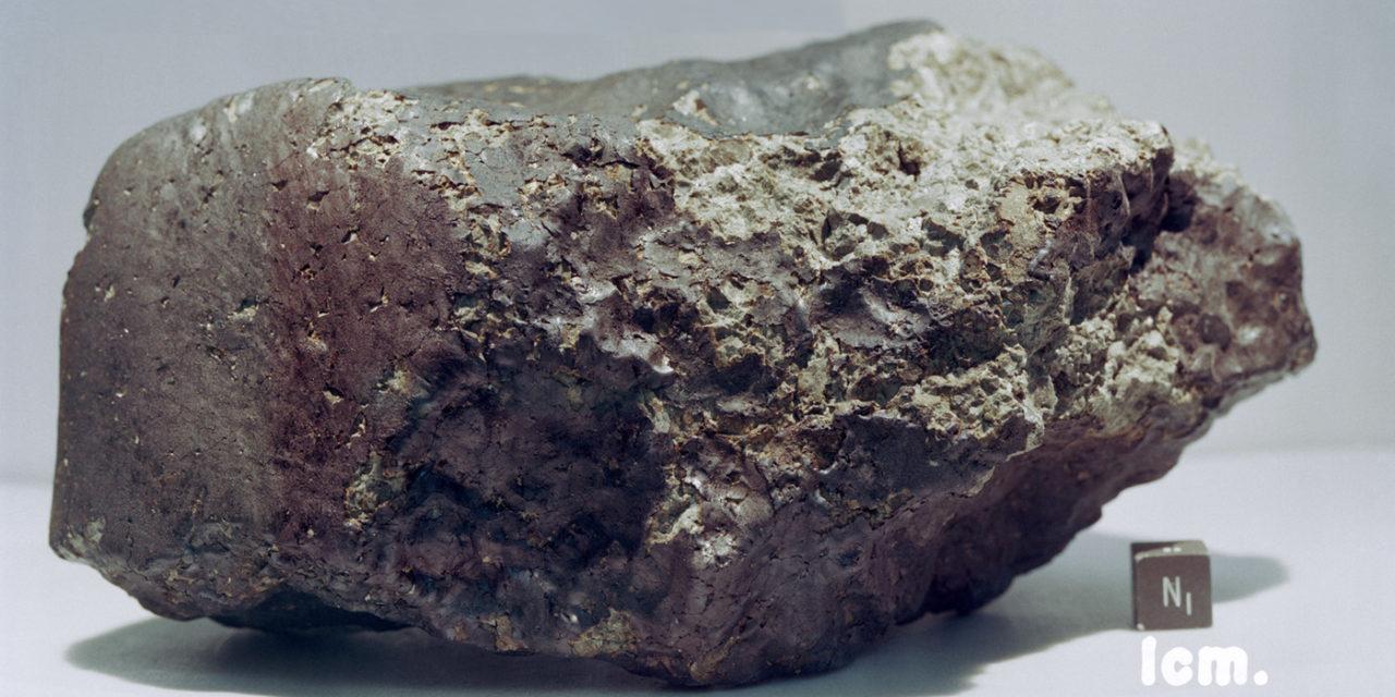 ALH84001, il meteorite marziano farcito di batteri