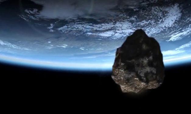 """L'asteroide 2002 MN ci ha """"quasi"""" sfiorati"""