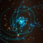 Einstein e il buco nero supermassiccio al centro della Via Lattea