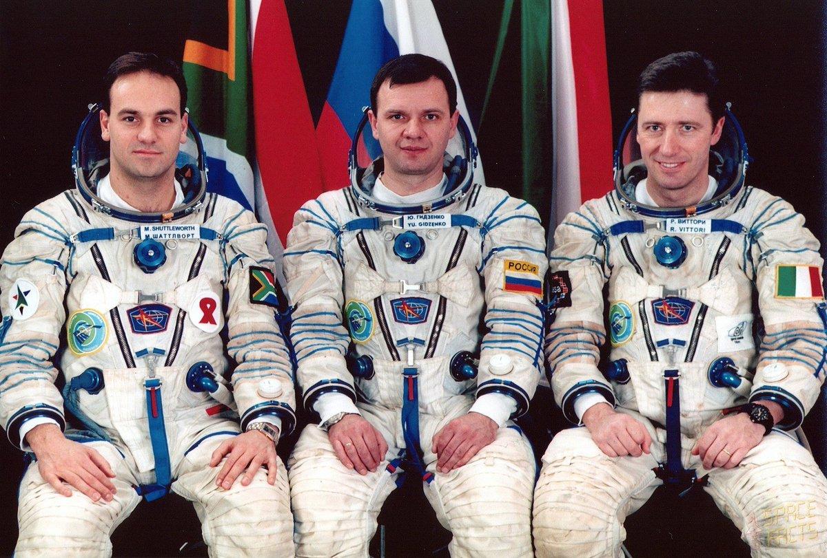 """L'equipaggio della missione """"Marco Polo"""" sulla ISS"""