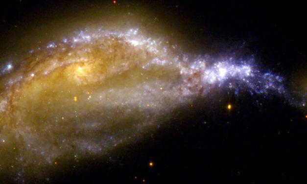 Quale foto ha scattato il Telescopio Hubble nel giorno del tuo compleanno?