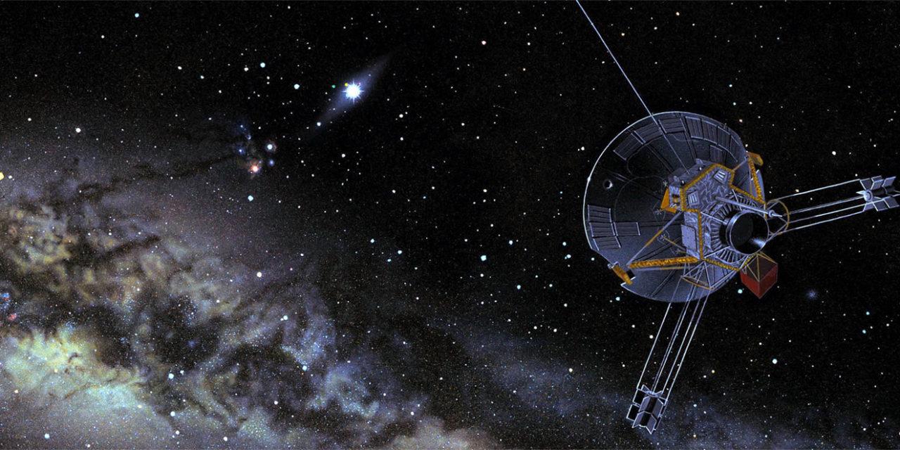 Ricontattata la Pioneer 10
