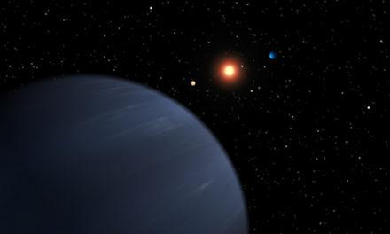 55 Cancri, un sistema extra-solare simile al nostro