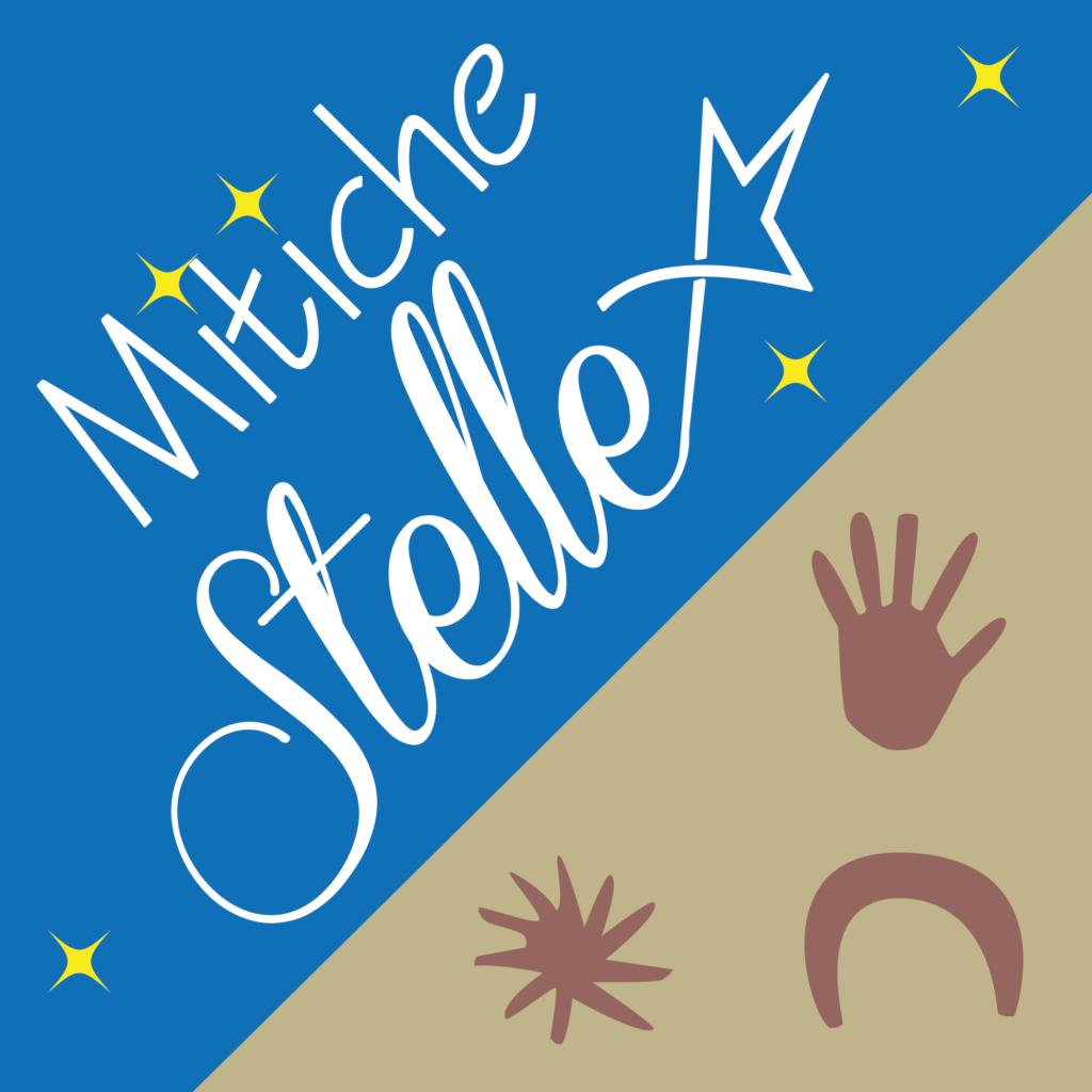 Podcast Mitiche Stelle - Logo