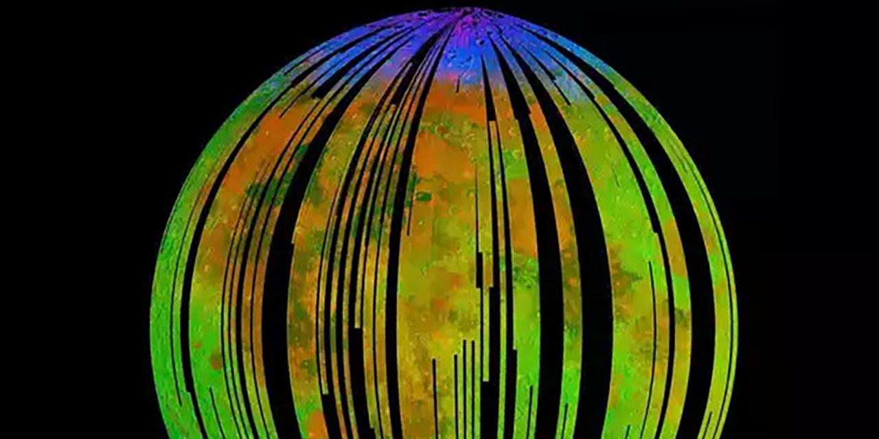 Ruggine sulla Luna