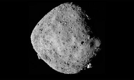 OSIRIS-REx atterrerà sull'asteroide Bennu