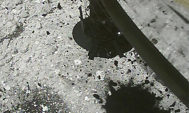 La Hayabusa 2 riporta a terra pezzetti di asteroide
