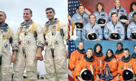 """La """"Settimana nera"""" della NASA"""