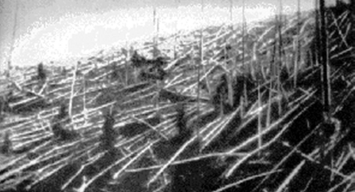 L'esplosione di Tunguska